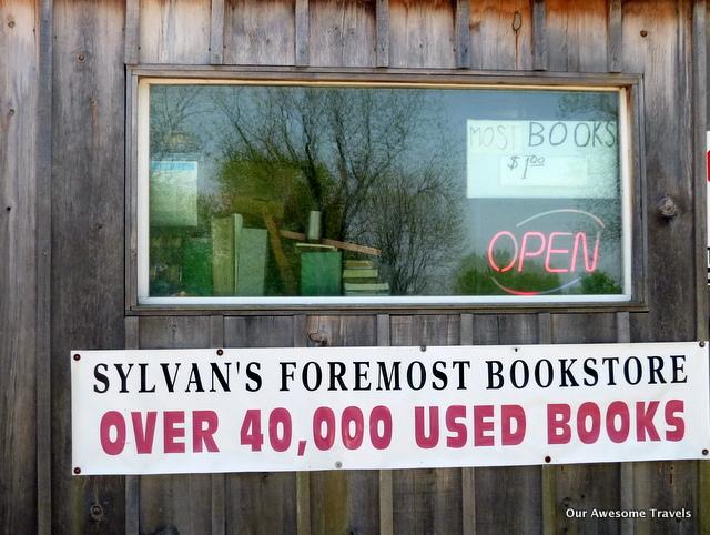 Sylvan's Foremost Bookstore
